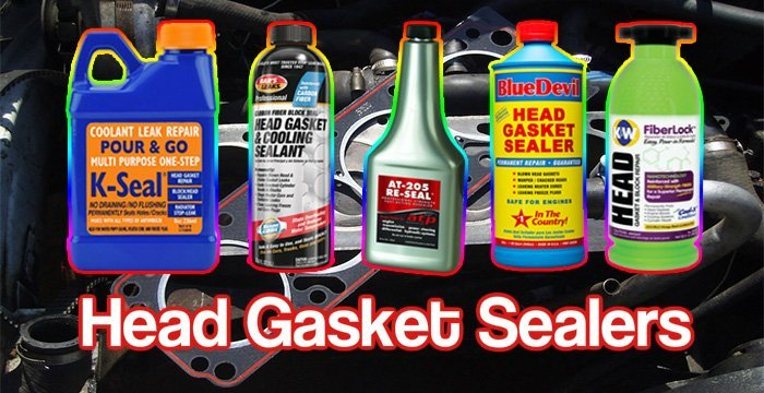 Best Head Gasket Sealer: 2019 Top Rated Gasket Sealant Reviews