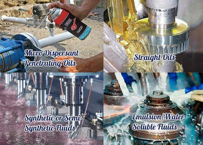 Types of Penetrating Oil
