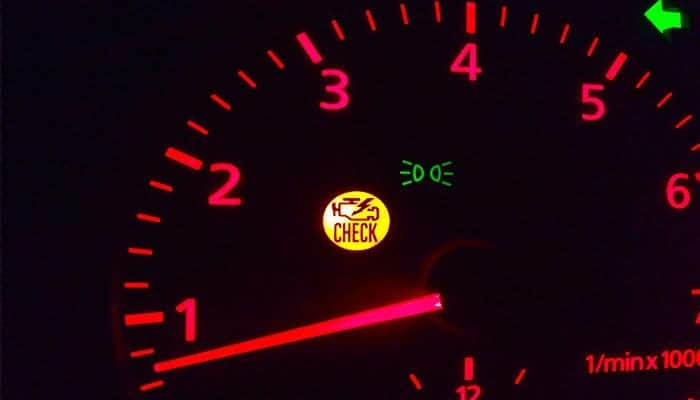 Why is My Check Engine Light Flashing and Car Shaking?