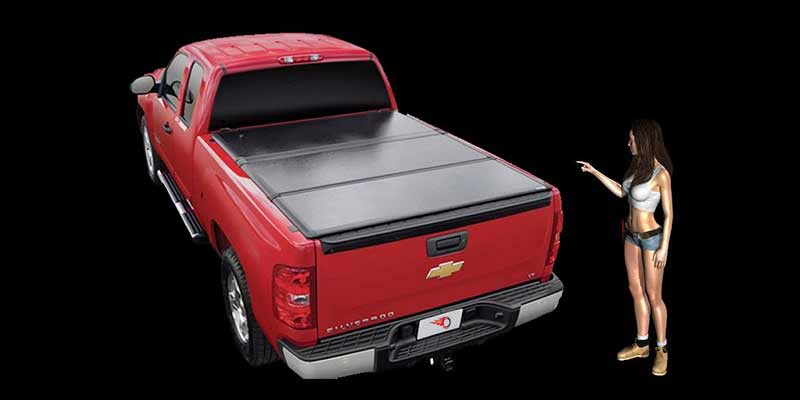 Best Pickup Truck Bed Tonneau Cover