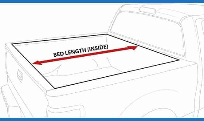 How to Measure Truck Bed for Tonneau Cover