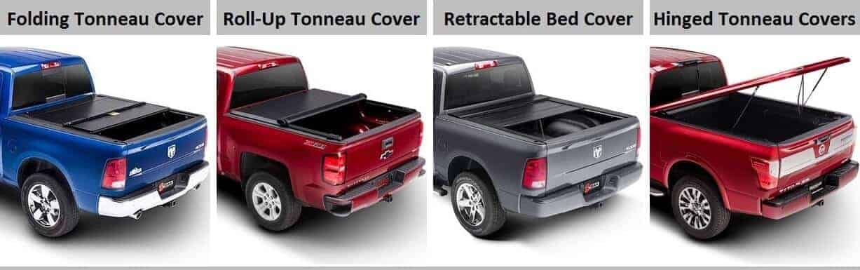 Types of Truck Bed Covers