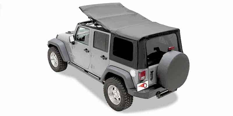 Jeep Wrangler Soft Top >> 7 Best Soft Top For Jeep Wrangler Reviews 2019
