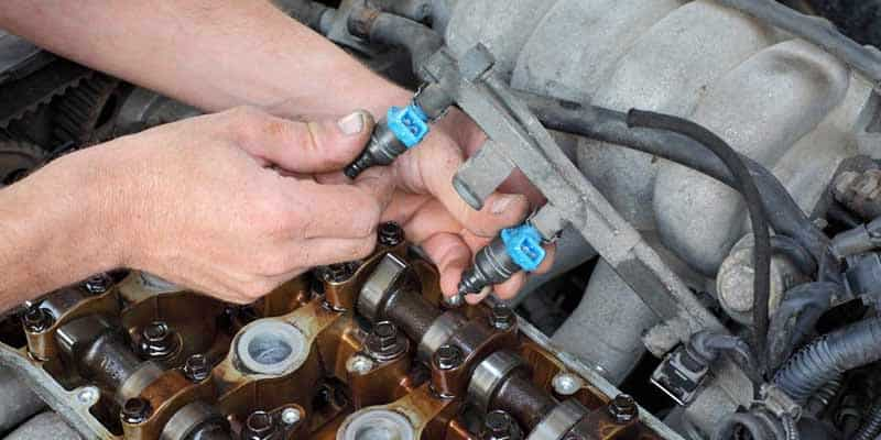 Fuel injector cleaning necessary & How