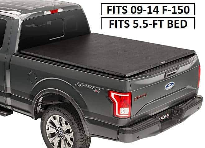 TruXedo Truxport Soft Roll-up for Ford F-150