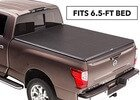 TruXedo TruXport Soft Roll-up Tonneau Cover for Nissan Titan