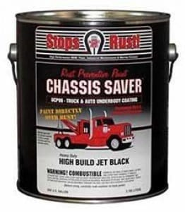 Magnet Paint Co Gloss Black Chassis Saver