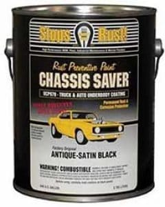 Magnet Paint Co Satin Black Chassis Saver