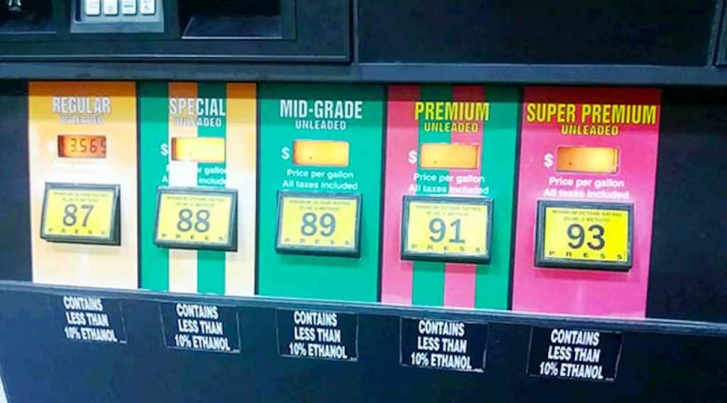 What Happens If You Put the Wrong Octane of Gas In Your Car