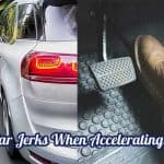 Car Jerks When Accelerating