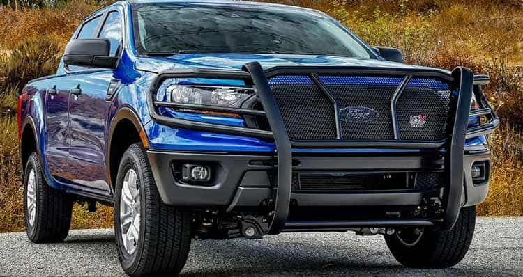 Truck Grille Guard